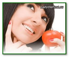 Диета на помидорах для похудания