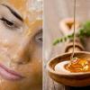 Маска с мёдом для лица