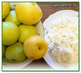 Творожно-яблочная диета